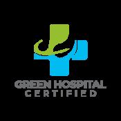 Logo Green hospital